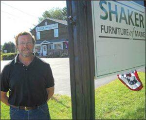 Shaker Furniture Maine