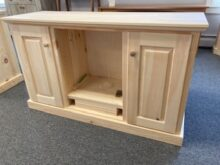PINE 50 INCH TV STAND