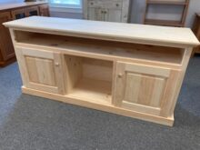 PINE LARGE TV STAND